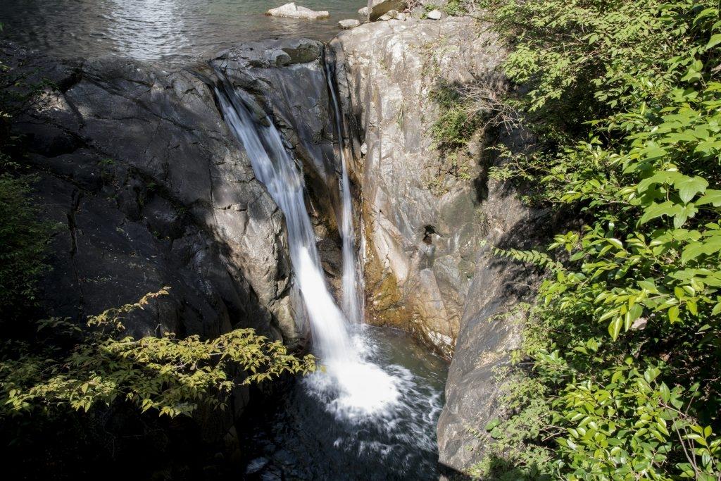 La cascade de Nunobiki