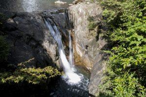 Les cascades de Nunobiki
