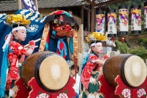 Vitalité des cultures locales et des Matsuri