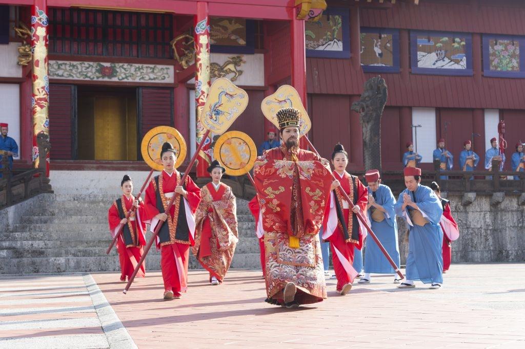Shinshun no Utage ou la célébration de la nouvelle année