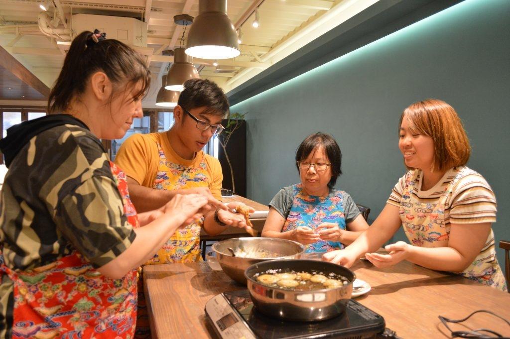 Atelier de cuisine locale