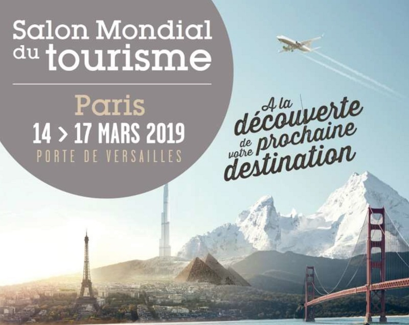 Salon mondial du tourisme de Paris 2019