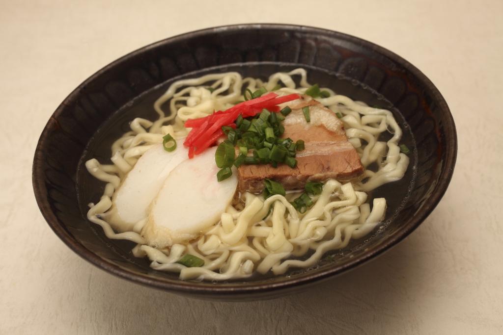 L'Okinawa Soba