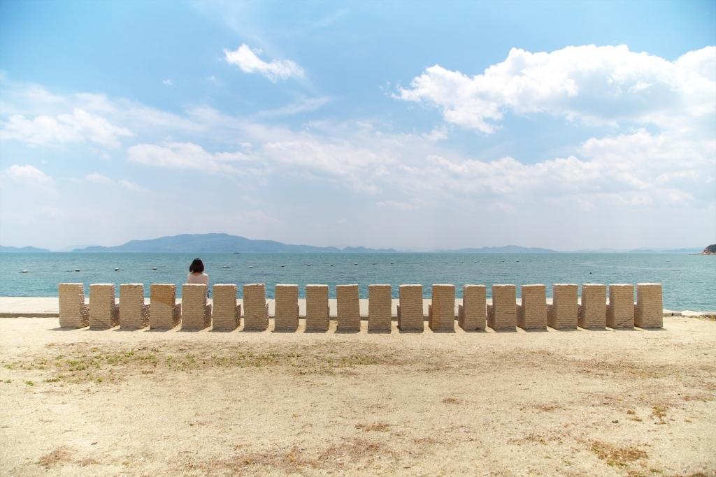 WA-SAKURA - Japon Tourisme Voyage Okayama Setonaikai Triennale de Setouchi art festival inujima île
