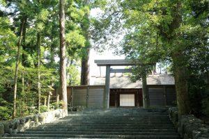 Le sanctuaire Ise Jingu
