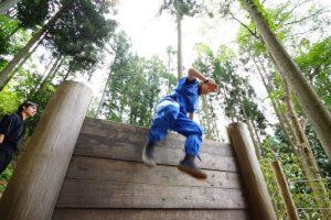 Entraînement au Ninjutsu – les techniques des Ninjas