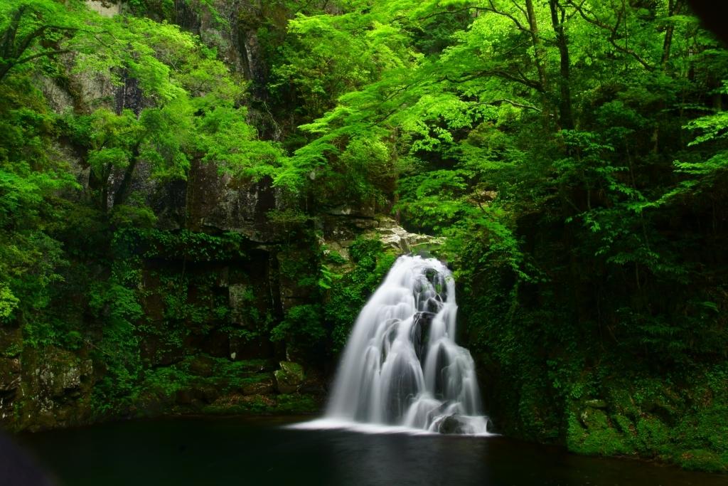 Les 48 cascades d'Akame