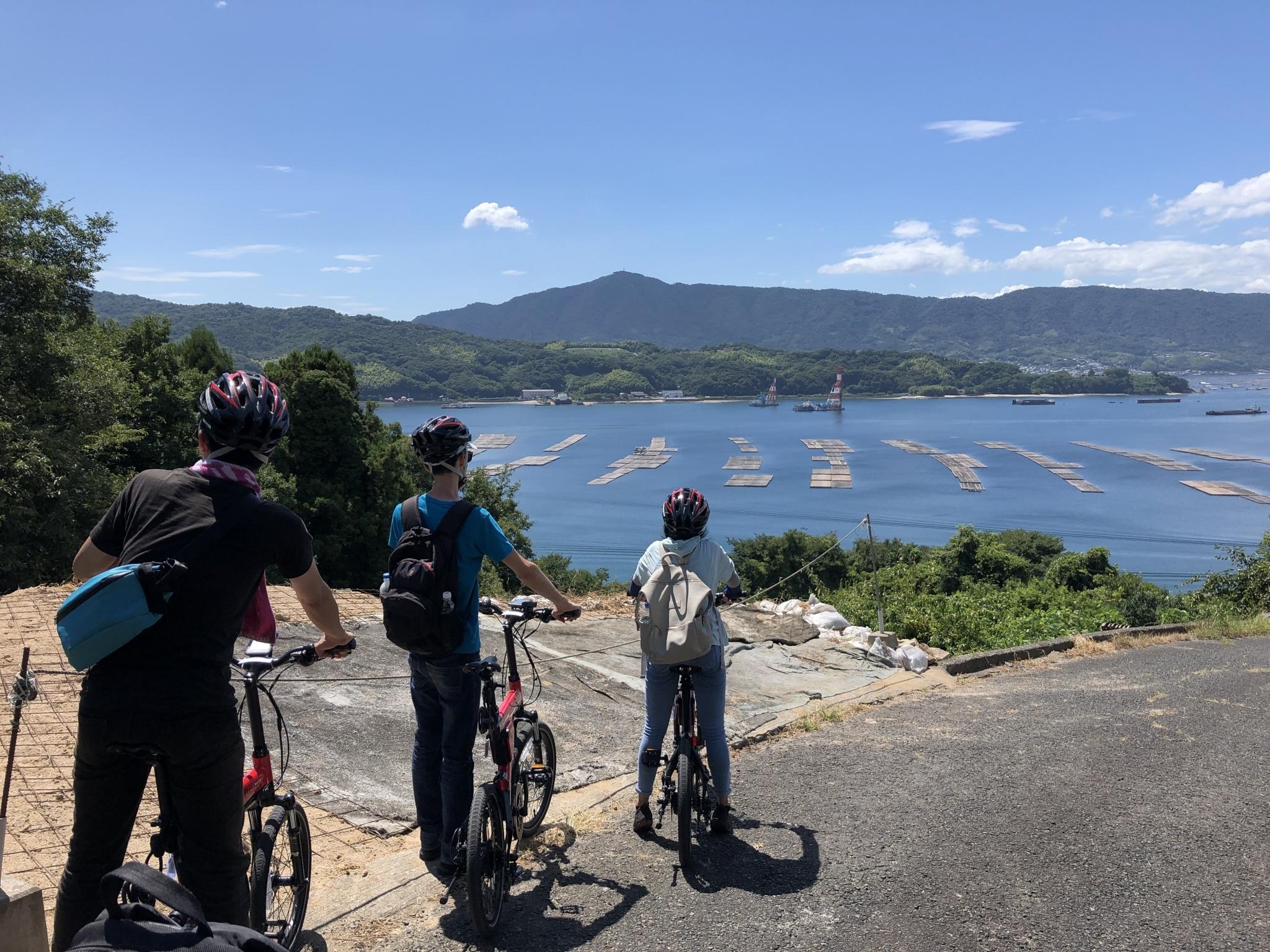 Excursion guidée à vélo