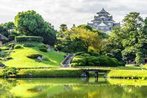 Le jardin Kōrakuen