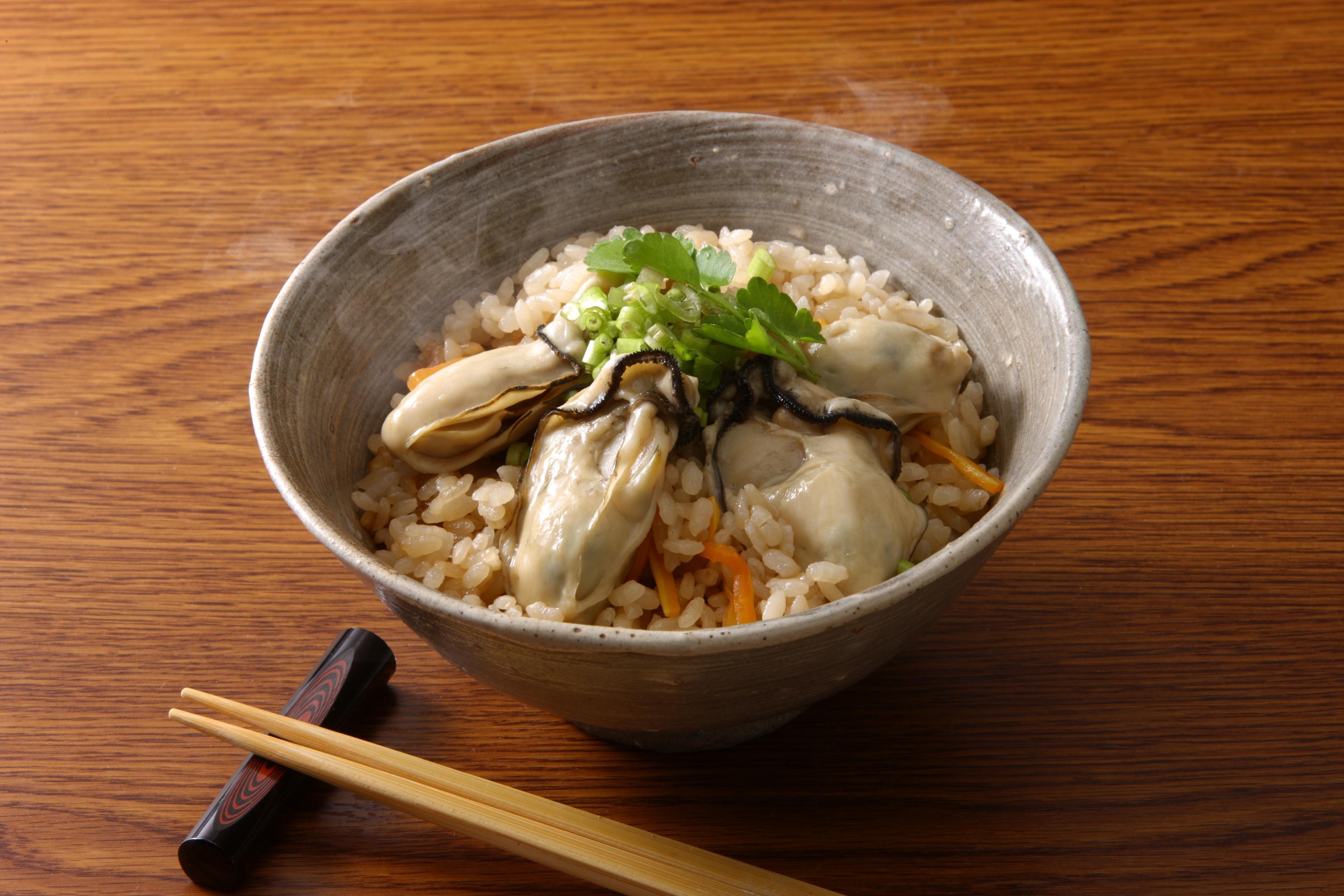 Les huîtres d'Hiroshima