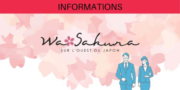 L'actu du tourisme de l'Ouest du Japon !