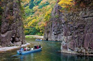 Gorges de Sandankyō