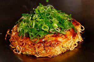 L'okonomiyaki d'Hiroshima