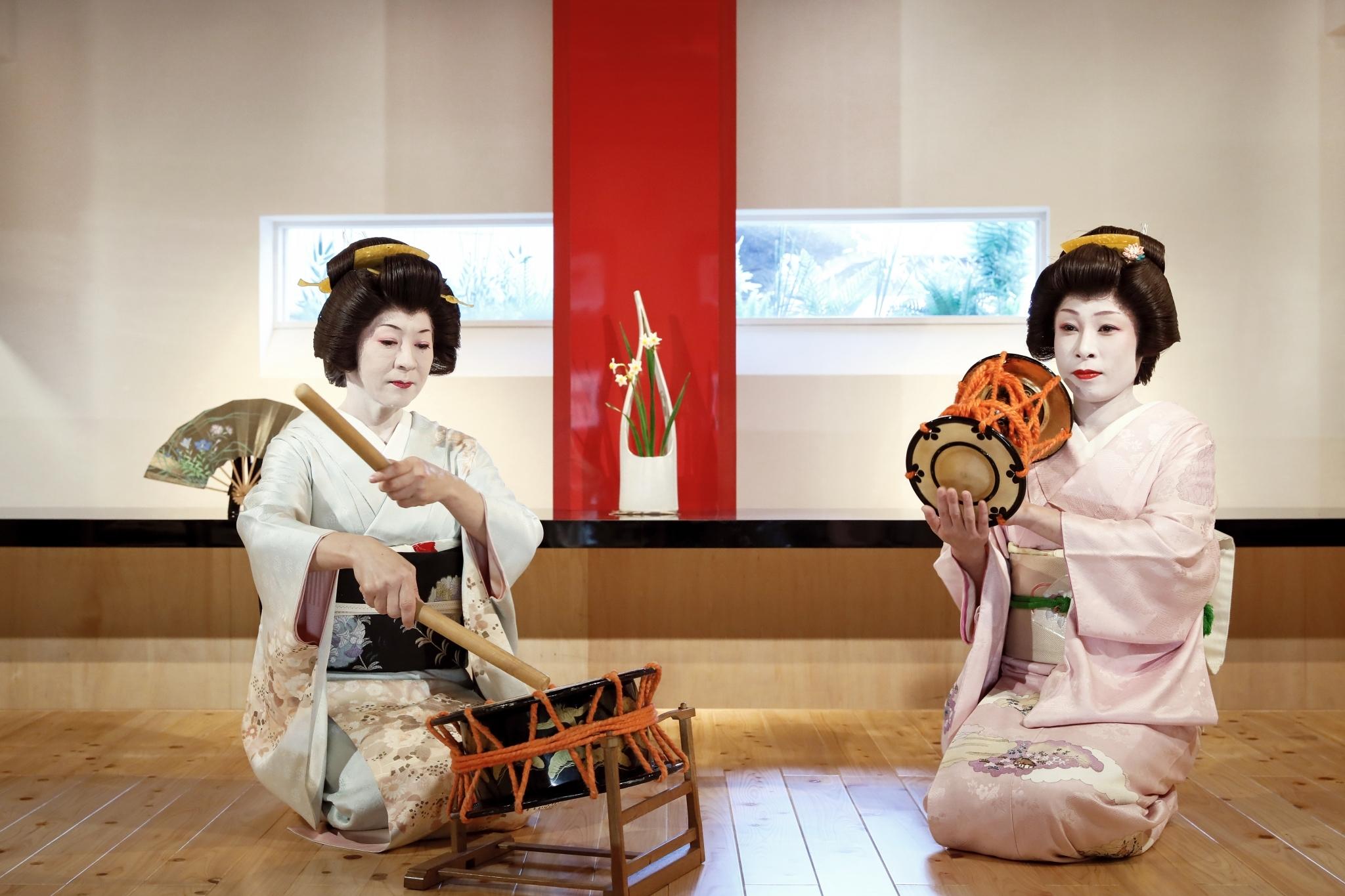 Geigi Cafe Ito, le café des geisha