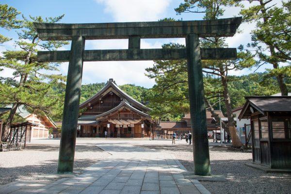 Izumo Taisha Shimane Japon tourisme hors des sentiers battus