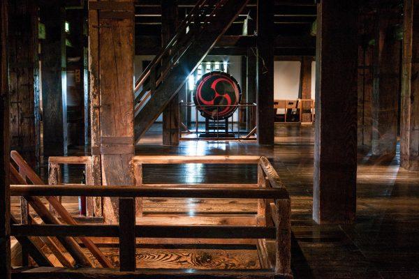 Chateau Matsue Shimane Japon tourisme hors des sentiers battus