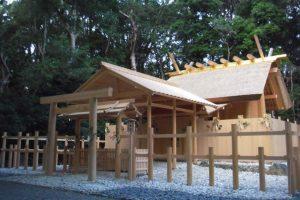 Le sancturaire Izawanomiya