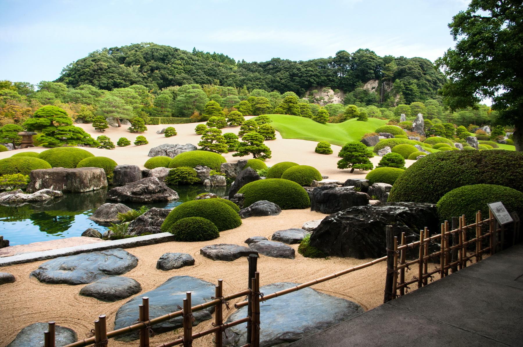 Le Musée d'art Adachi et son jardin