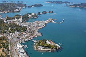 Île des perles Mikimoto