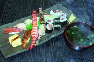 Marumitsu sushi