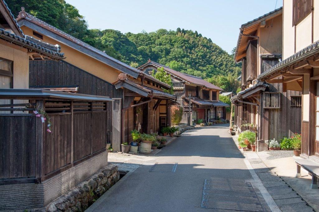 Oda mines argent Iwami Ginzan Omori Shimane Japon tourisme hors des sentiers battus