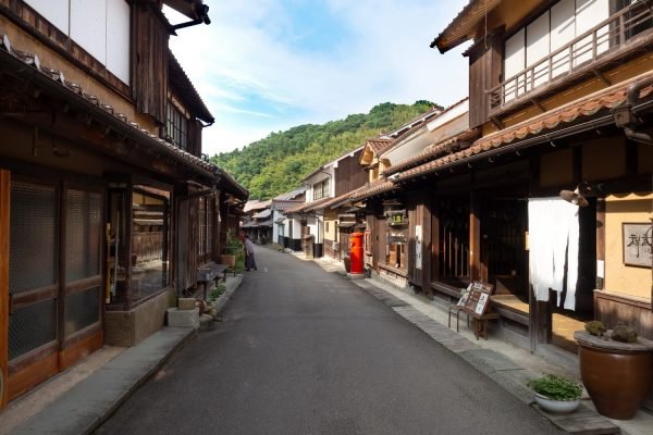 Oda mines argent Iwami Ginzan Shimane Japon tourisme hors des sentiers battus