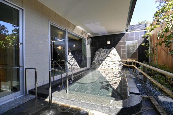 Japon tourisme Kobe Hyogo hôtel Kobe Rokko Geihinkan vue nature montagne