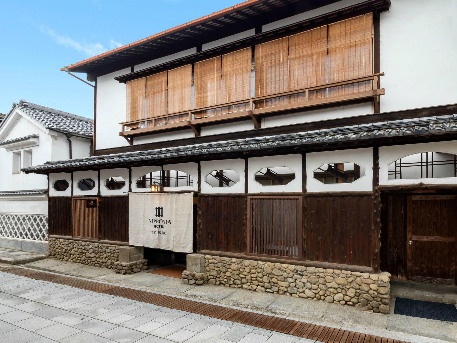 Découverte de saké à Saijo et Takehara