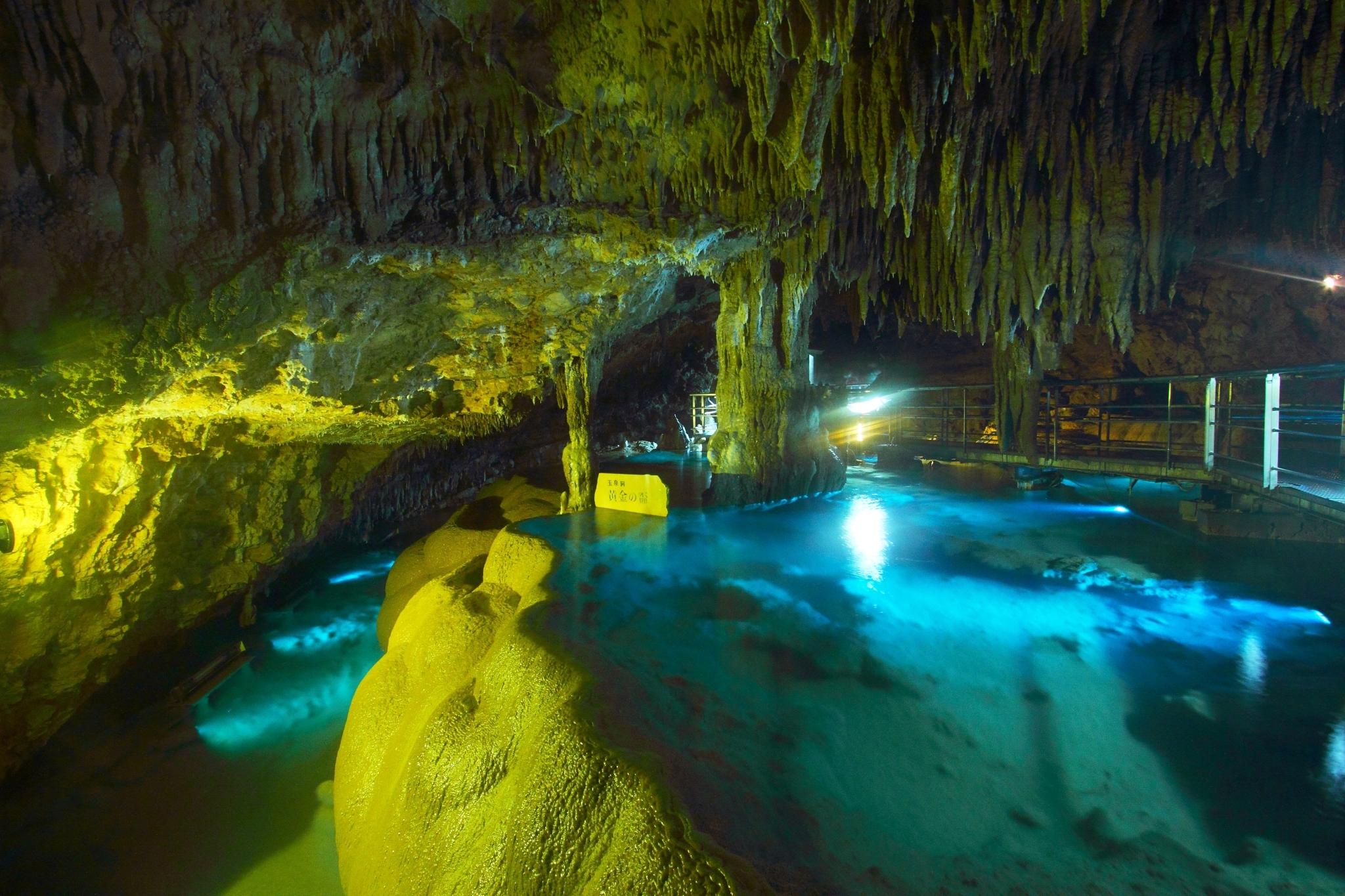 Grotte de Gyokusendo et découvertes exotiques: Okinawa World