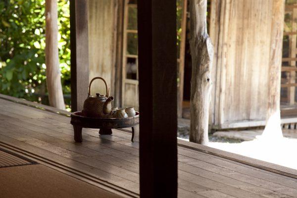 village traditionnel ryûkyû muraokinawa Japon tourisme voyage historique immersion expérience nouriture artisanat déguisement