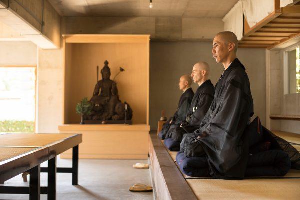temple bouddhiste zen shinshoji hiroshima fukuyama méditation voyage Japon traditionnel nature immersion