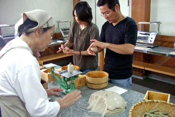 daurade dorade chikuwa poisson blanccuisine locale japon fukuyama hiroshima