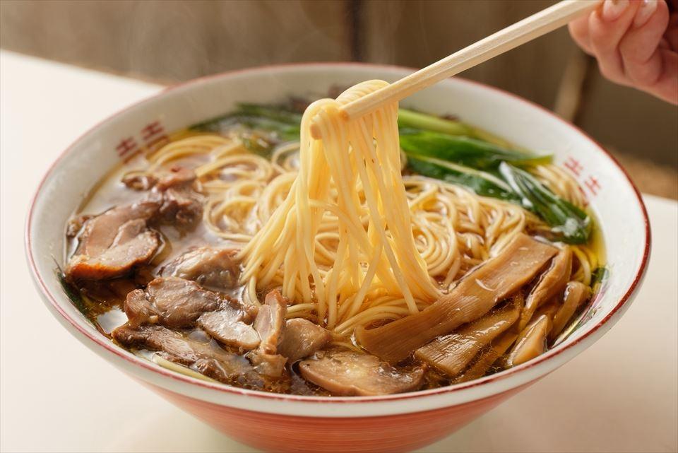 kasaoka ramen soupe poulet braisé gourmet japon okayama voyage tourisme découverte