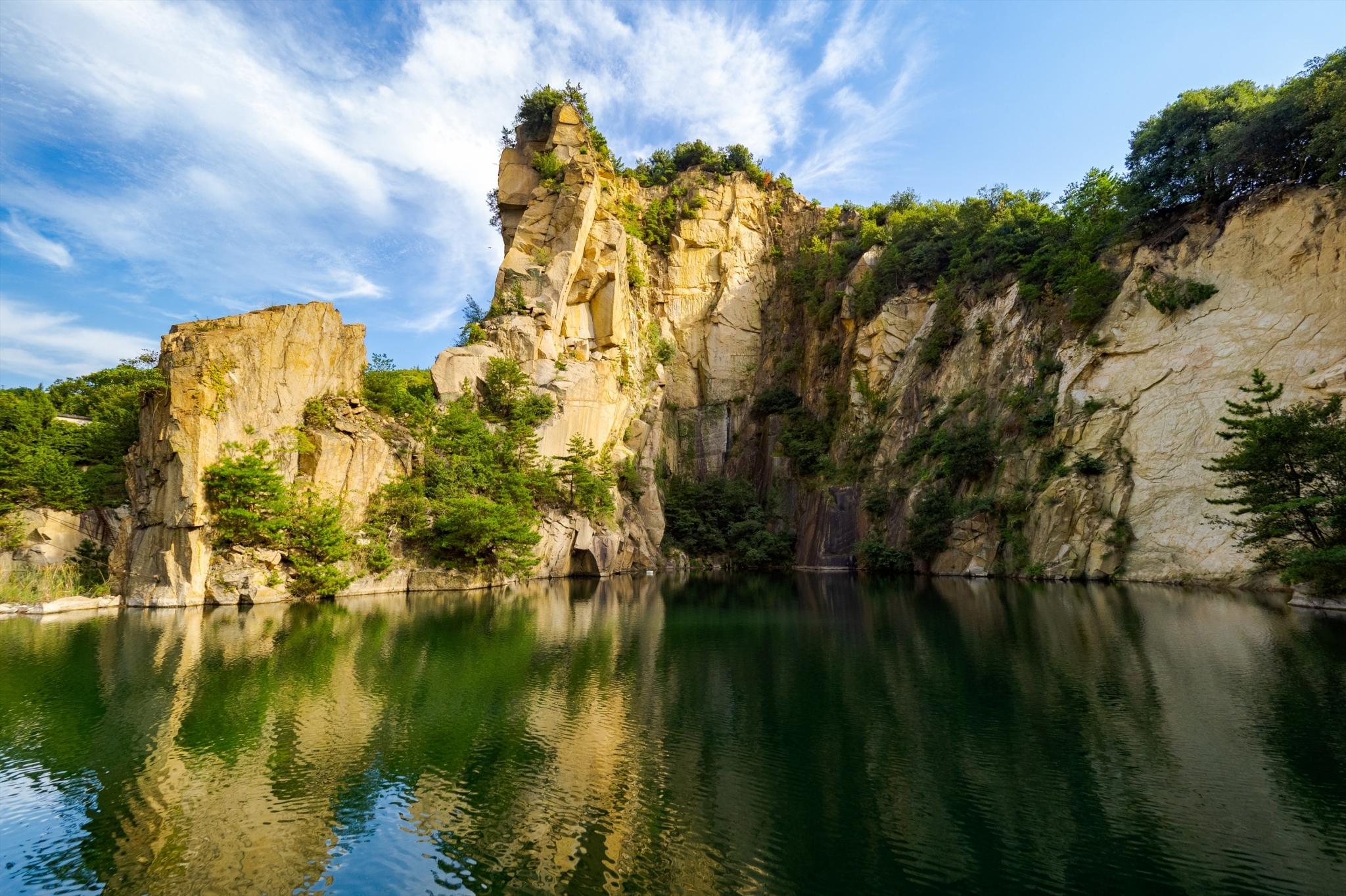 L'île de pierre: Kitagishima