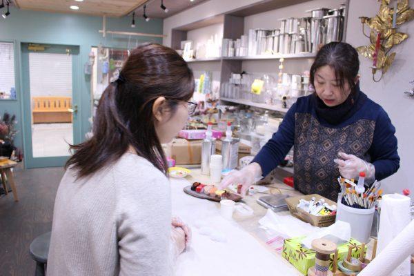 food sample maquette aliments nourriture japonaise expérience atelier fabrication souvenir okayama japon tourisme