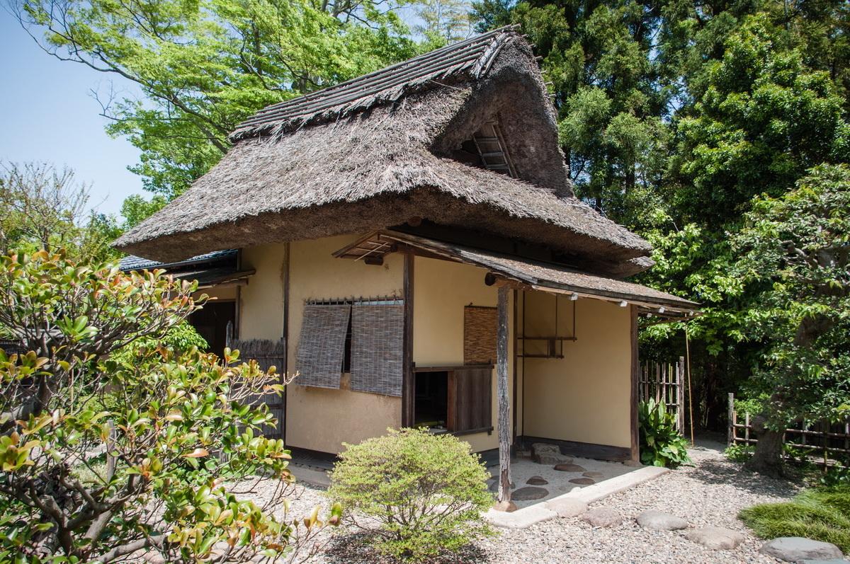 Le pavillon de thé Meimei-an