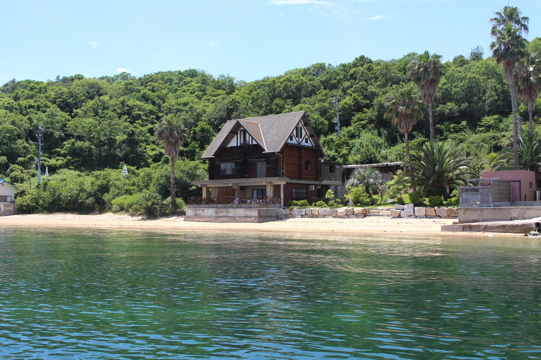 Le gîte insulaire Santora