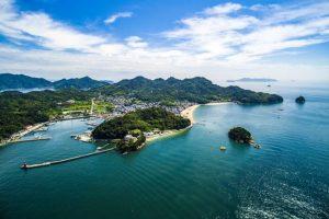 La plage de Shiraishi