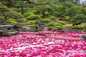 Le jardin japonais Yuushien