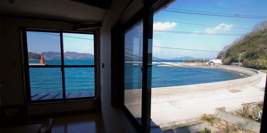 shiraishi zenta suite kasaoka okayama japon expérience vie insulaire plage mer