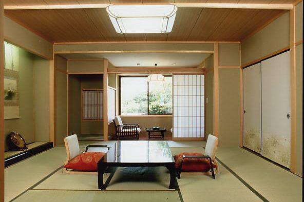 hoseikan matsue shimane japon ryokan traditionnel japonais cusine kaiseki onsen bains jardin japonais tatami hébergement voyage