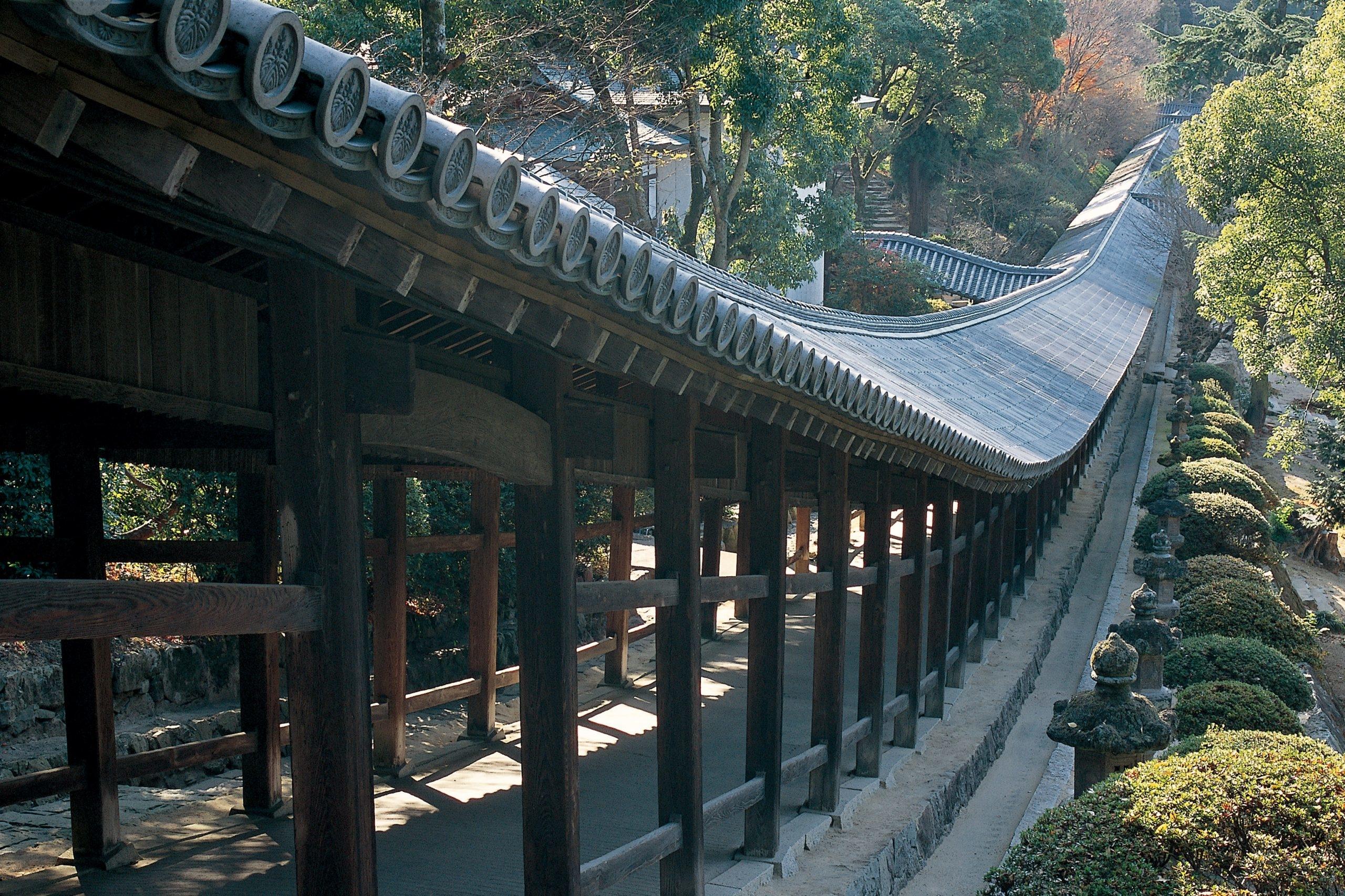 Kibitsu, le sanctuaire de Momotarô