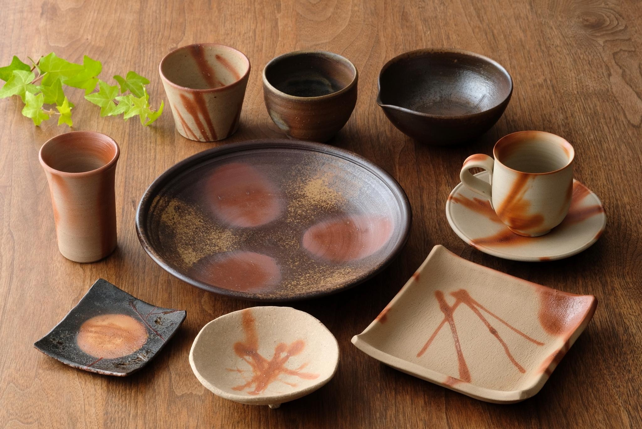 Visite guidée et atelier poterie à Bizen