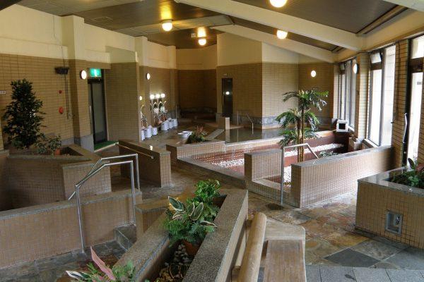 shingo onsen sources chaudes thermales okayama japon détente toursime nature voyage