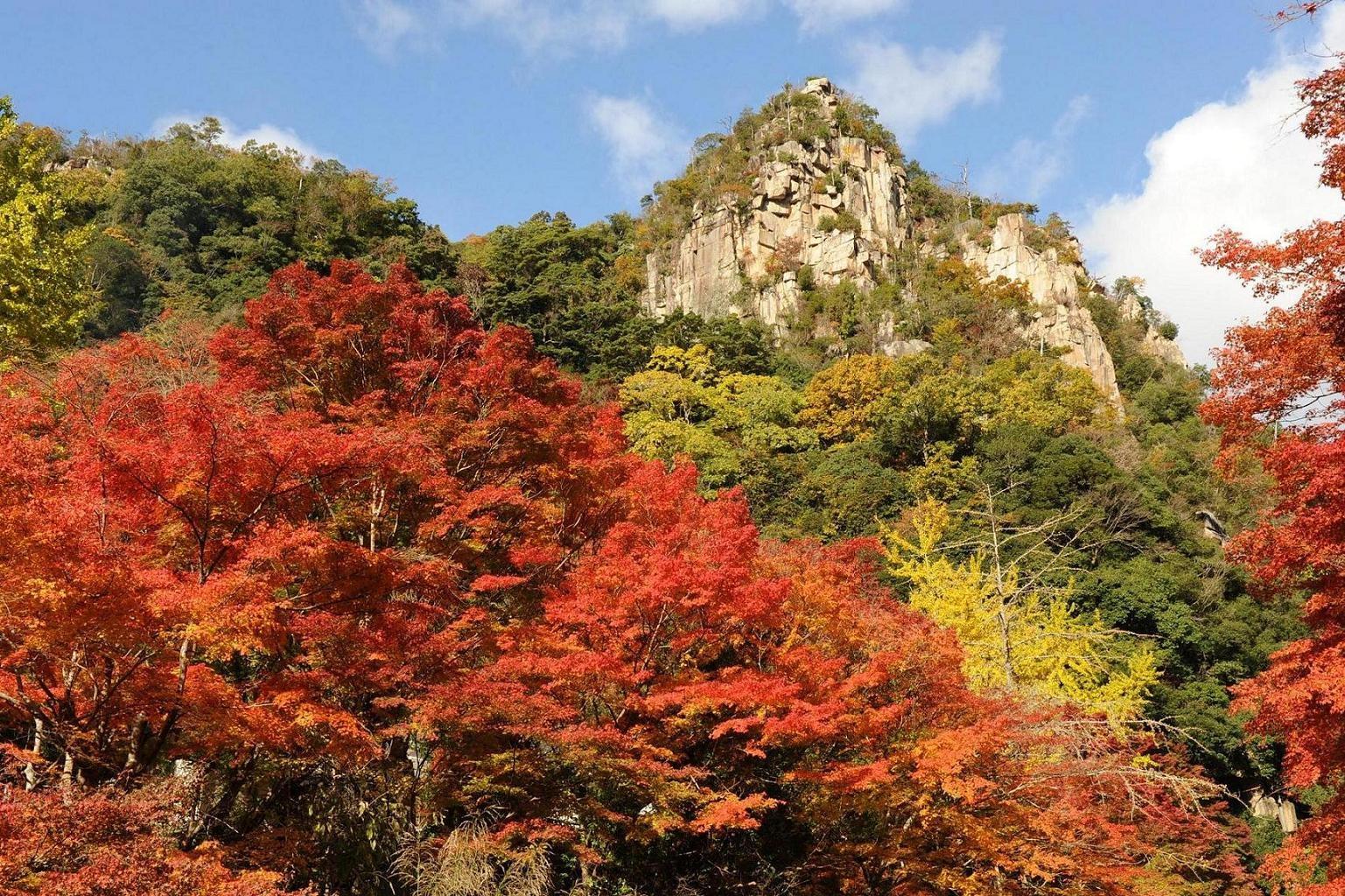 Les gorges de Gō
