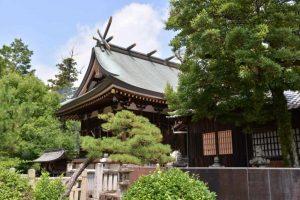 Le sanctuaire de Sōja
