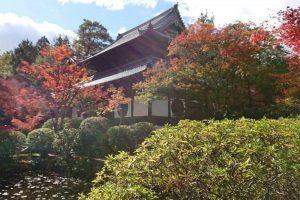 Le temple d'Iyama Hōfuku