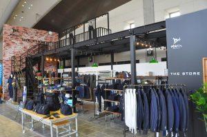 Denim store et Denim street, deux boutiques à Ibara