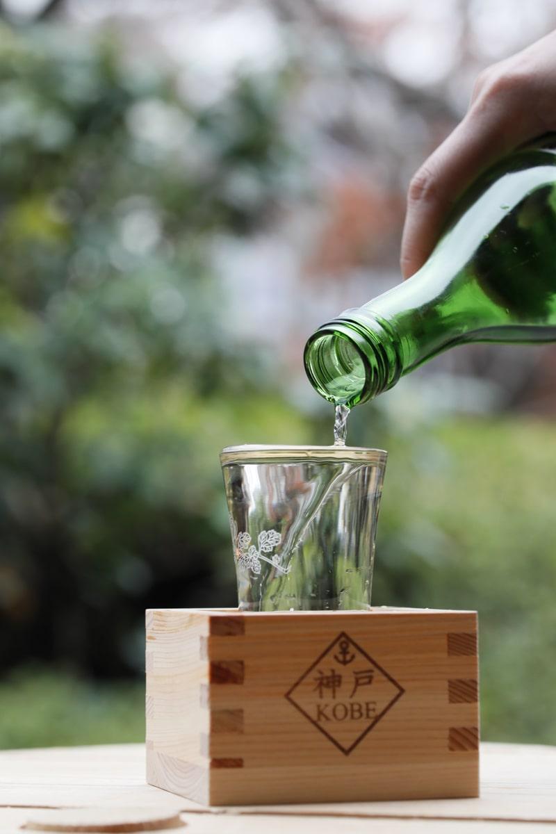 Les brasseries de saké de Nada