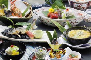 Le restaurant Waraku Matsue